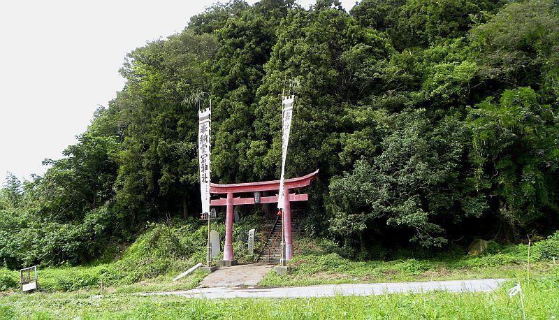 曽波(そば)神社